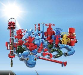 قطعات حفری نفت و گاز